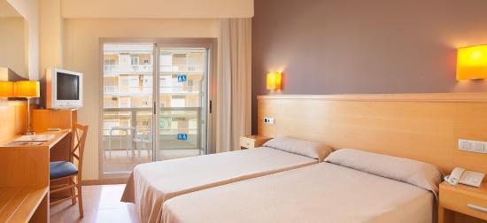 Hotel RH Gijon: Habitación Estandar