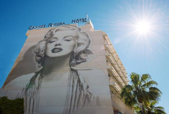 BEST WESTERN CANNES RIVIERA & Spa : hotel