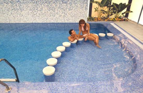 Hotel RH Riviera: Piscina
