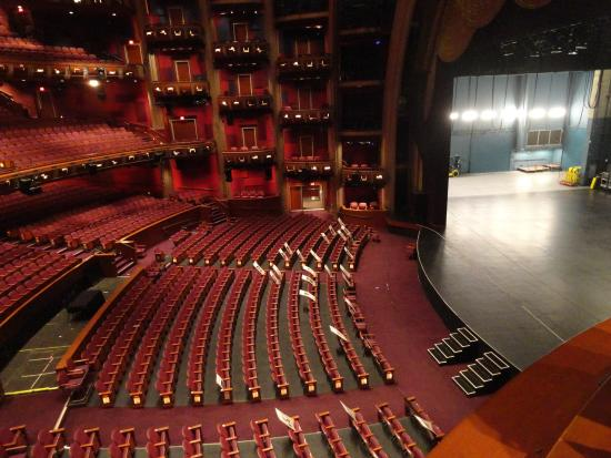 Auditorium foto di dolby theatre los angeles tripadvisor - Mezzanine foto ...