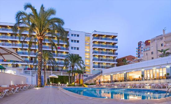 Hotel RH Bayren Parc, hoteles en Oliva