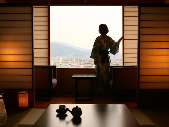 Hotel Tamanoyu: 客室イメージ
