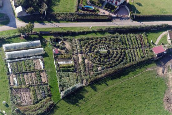 Alosnys, ecovillage en permaculture
