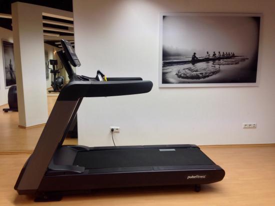Wald & Golfhotel Lottental: Fitnessraum