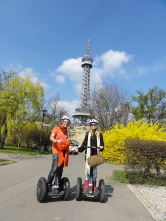 Prague Segway tours EasySegway: Prague tour on Segways