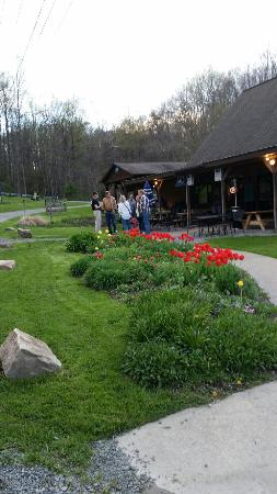 Cantrell Ultimate Rafting : Cantrell's onsite pub & grill