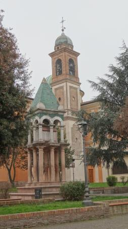 Gambettola, Италия: Eglise S. Egidio - Clocher