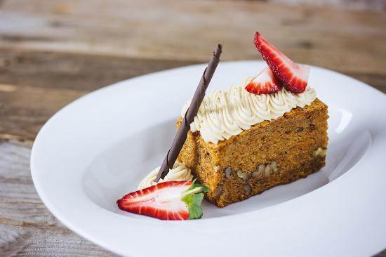 Anauco: Carrotcake