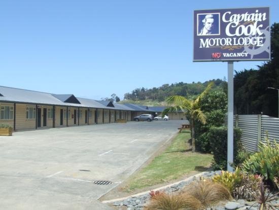 Captain Cook Motor Lodge Picture