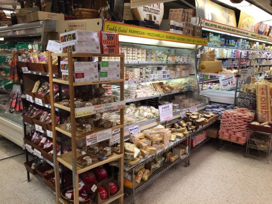 Oct 2015 Picture Of Zabar Deli Gourmet Foods New York City TripAdv