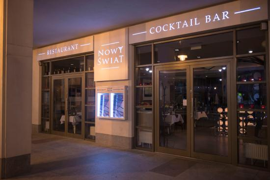 Nowy Swiat Restaurant & Cocktail Bar