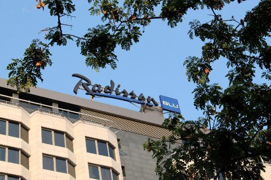 ext rieur radisson blu picture of radisson blu m bamou palace rh tripadvisor com