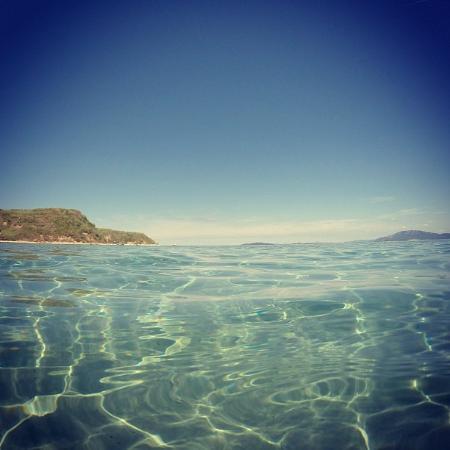 Bok bay, Susak island