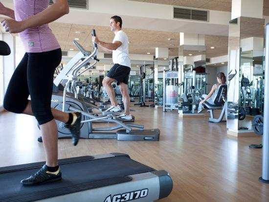 Be Live Family Costa los Gigantes: Gym