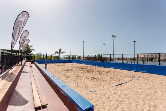 Be Live Family Costa los Gigantes: Sports Zone