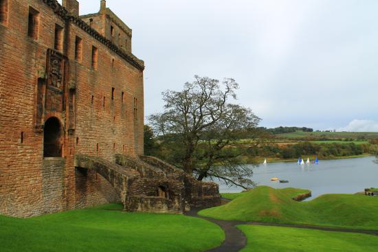 Замок Linlithgow