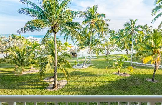 Abaco Beach Resort and Boat Harbour Marina: View from Standard Room Balcony