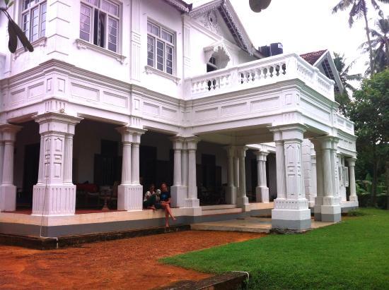 Villa de Zoysa Bild