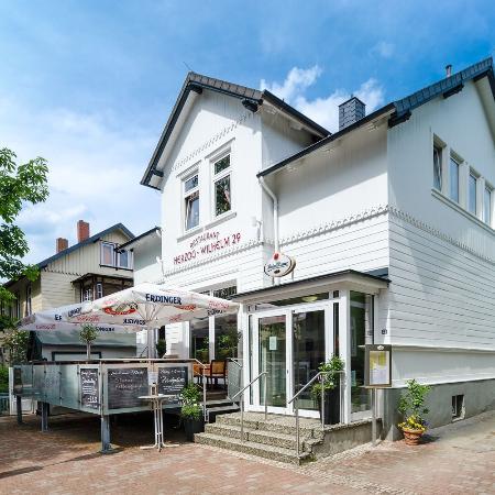 Restaurant Herzog Wilhelm 29 Bad Harzburg