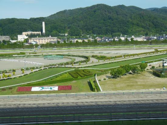 ‪Fukushima Race Course‬