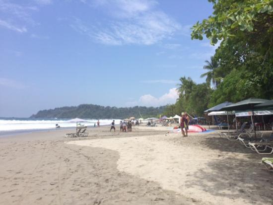 Costa Rica Expeditions Playa Espadilla Beach