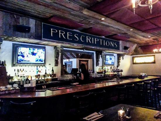 Wilton, CT: The Bar