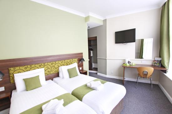 Surtees Hotel: Standard twin room