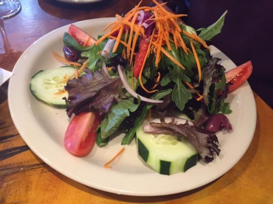 Briarcliff Manor, نيويورك: Garden Salad
