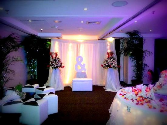 Hotel chacao suites caracas fotos pertenecientes de la for Salones para casamientos