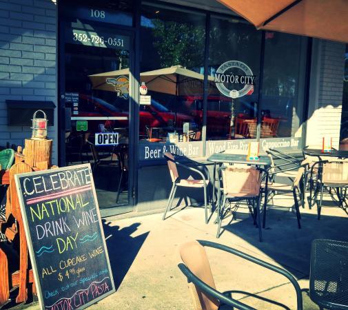 Motor City Pasta Company Italian Restaurant 108 W Main
