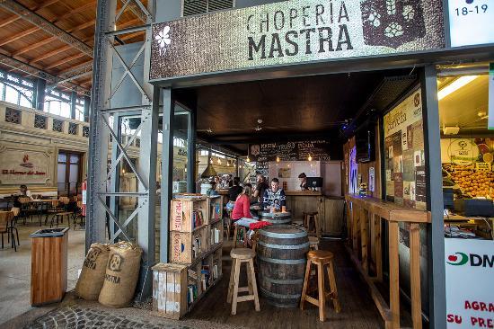 Mastra Cerveceria Artesanal: Cervejaria tradicional