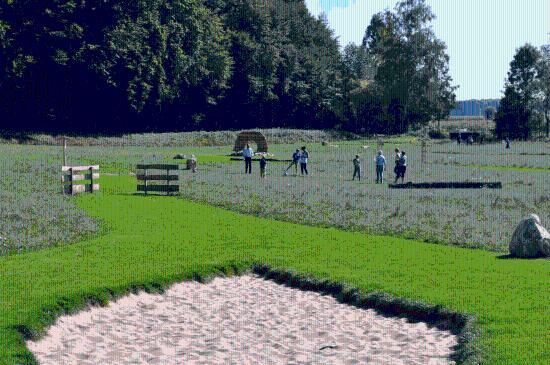 Soccerpark Fussballgolf