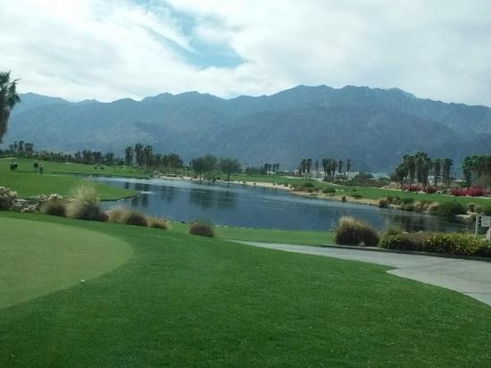 Escena Golf Club: Can't beat that view