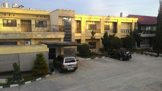 Balige, إندونيسيا: Hotel Ompu Herti