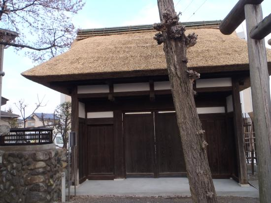 Tamagawasui Shrine