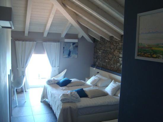Hotel Camin Colmegna: le camere