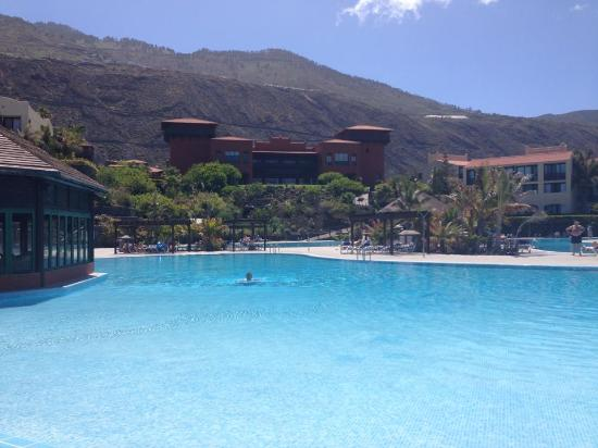Pool - Picture of La Palma & Teneguía Princess Vital & Fitness, La Palma - Tripadvisor
