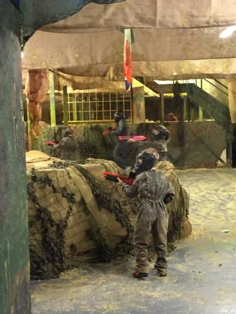 Battlefield Paintball