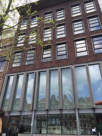 Casa de anne frank foto di casa di anna frank amsterdam tripadvisor - Casa anna frank ...