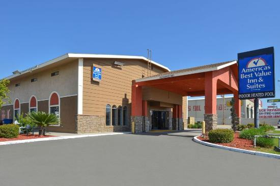 Welcome to Americas Best Value Inn Bakersfield