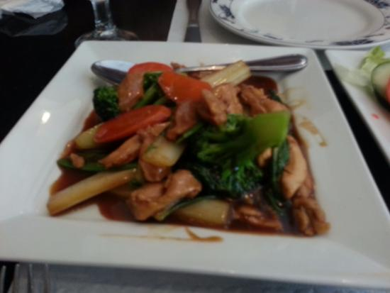 Canton Chinese Restaurant: Mala chicken