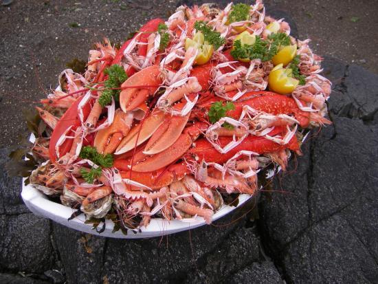 Restaurant Fruits De Mer Etables Sur Mer
