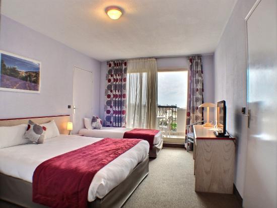 Hotel Thomas : Chambre