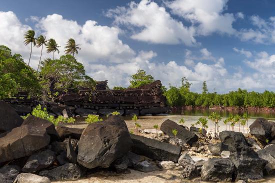 Понпеи, Федеративные Штаты Микронезии: Nan Madol. Photo by Isaac D. Pacheco