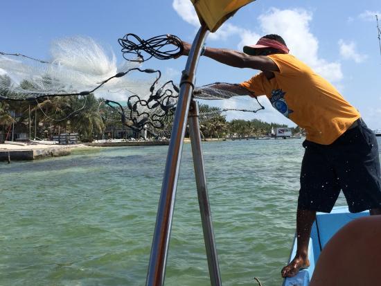Belize Fishing with El Pescador Resort