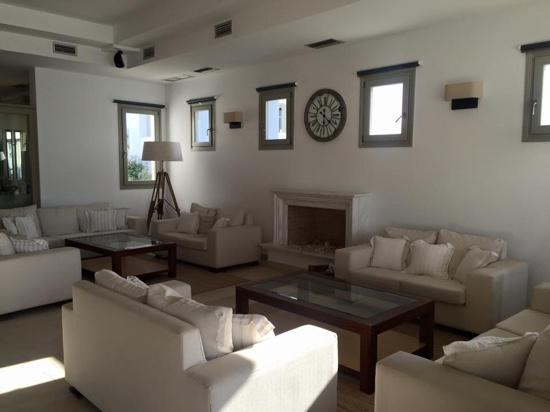 Saint Andrea Seaside Resort: reception