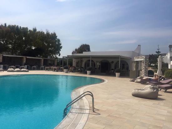 Saint Andrea Seaside Resort: hotel