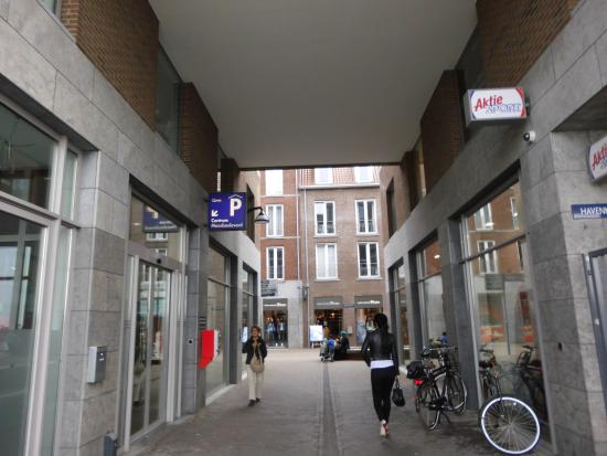 Venlo Parkhaus