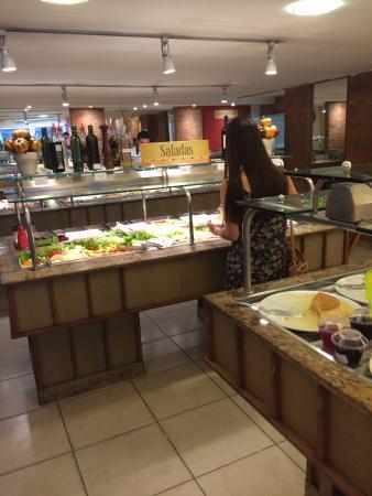 Restaurante Estacao Sabor: Buffet