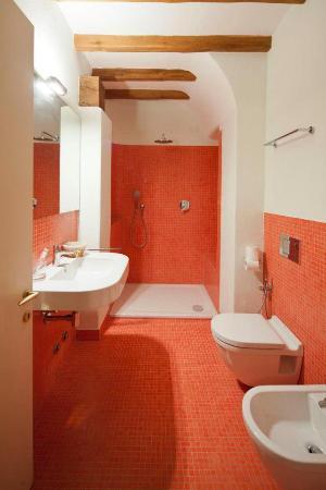 Nonantola, Italia: toilette